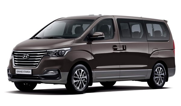 Hyundai H1 Minor Change