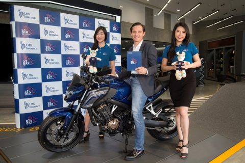 Roojai.com Launches First Big Bike Motorcycle Insurance Online Platform in Thailand