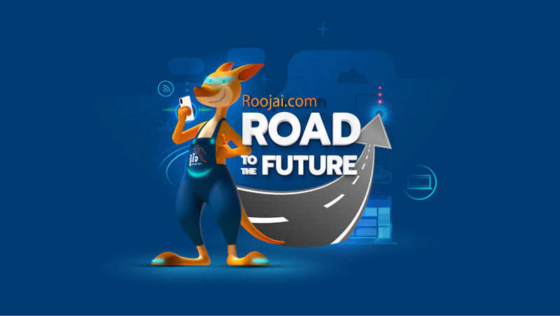 Road to the Future Contest | Roojai.com