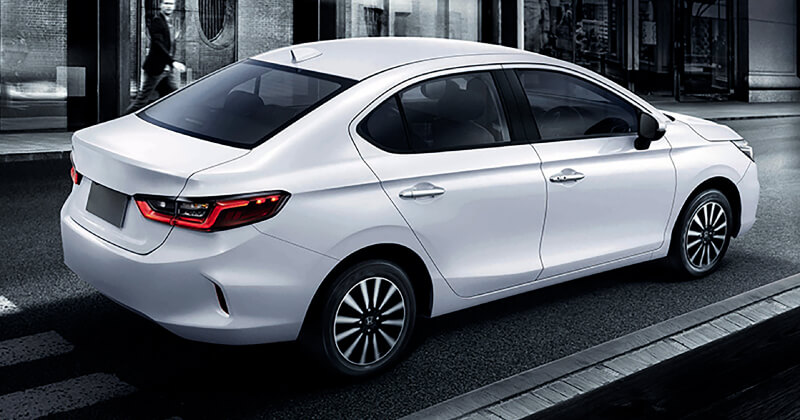 รถ all new honda city 2020 | Roojai.com